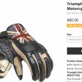 Triumph-Gloves